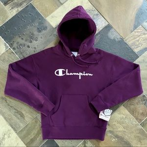 Champion/Urban Outfitters•S•Venetian Purple Hoodie